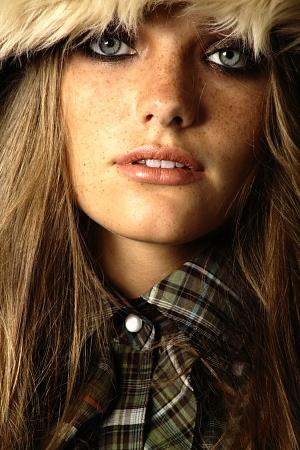 Feb 21, 2007 Maria Lankina Hanna Ford Models