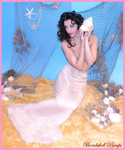 Feb 23, 2007 bombshell pinups, mu/hairstyling by bombshell mandy kerri taylor mermaid
