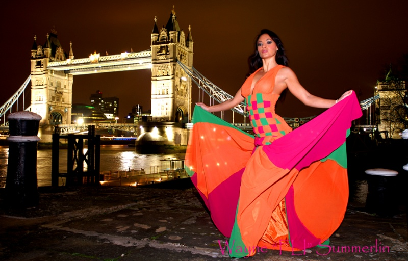 Tower Bridge Feb 25, 2007 Wayne FLI Summerlin  07 Daniela Rossi: The beauty of London