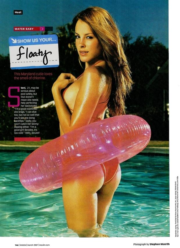 CA Feb 26, 2007 Maxim Magazine Maxim Magazine - photographed by Stephan Wuerth