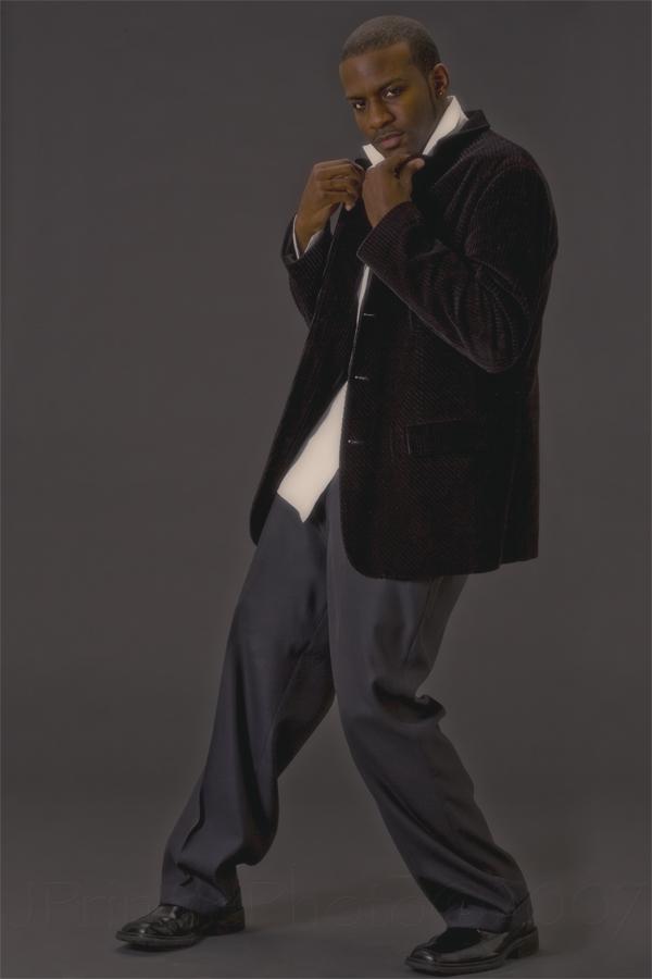 Male model photo shoot of Ernest Demetrius in F.I.T.