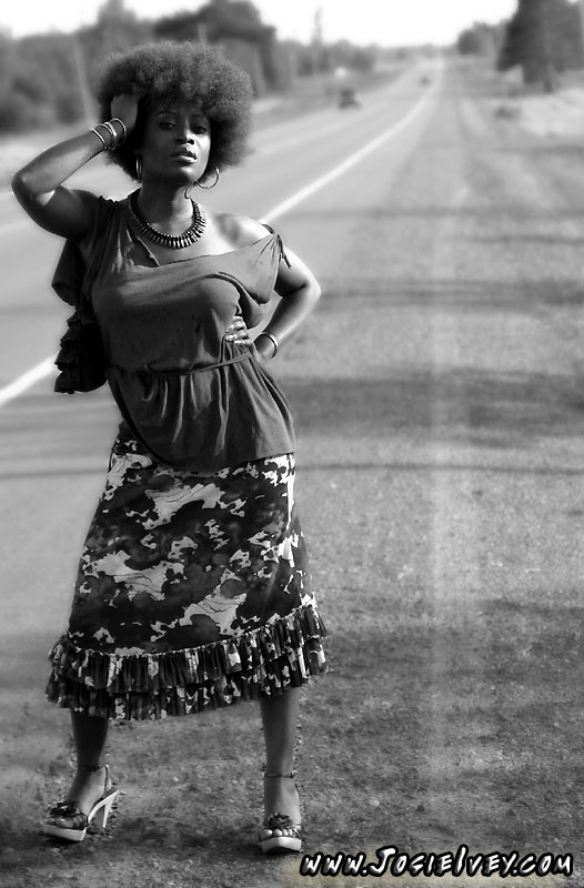 Female model photo shoot of JosieIvey in MN, makeup by Kimberly Steward