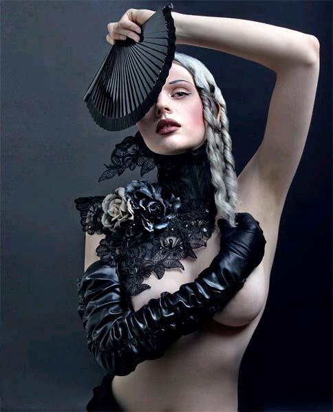 Female model photo shoot of Nadya Lev in Los Angeles, CA