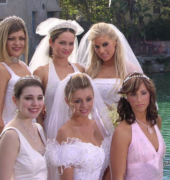 Mar 03, 2007 Mark Schmudde All the girls from Shut Up and Model, Episode 3  Wedding Day