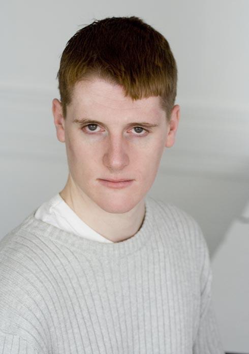 Male model photo shoot of Schwarz in Studio