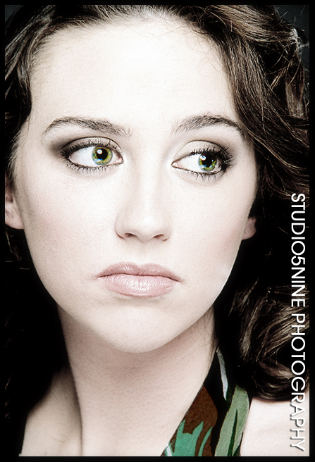 Female model photo shoot of Cortney Rachelle by Studio5Nine, makeup by i candy hair studio