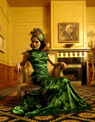 onlocation, Vancouver Mar 05, 2007 Sean Azar Jolie Couture 2A
