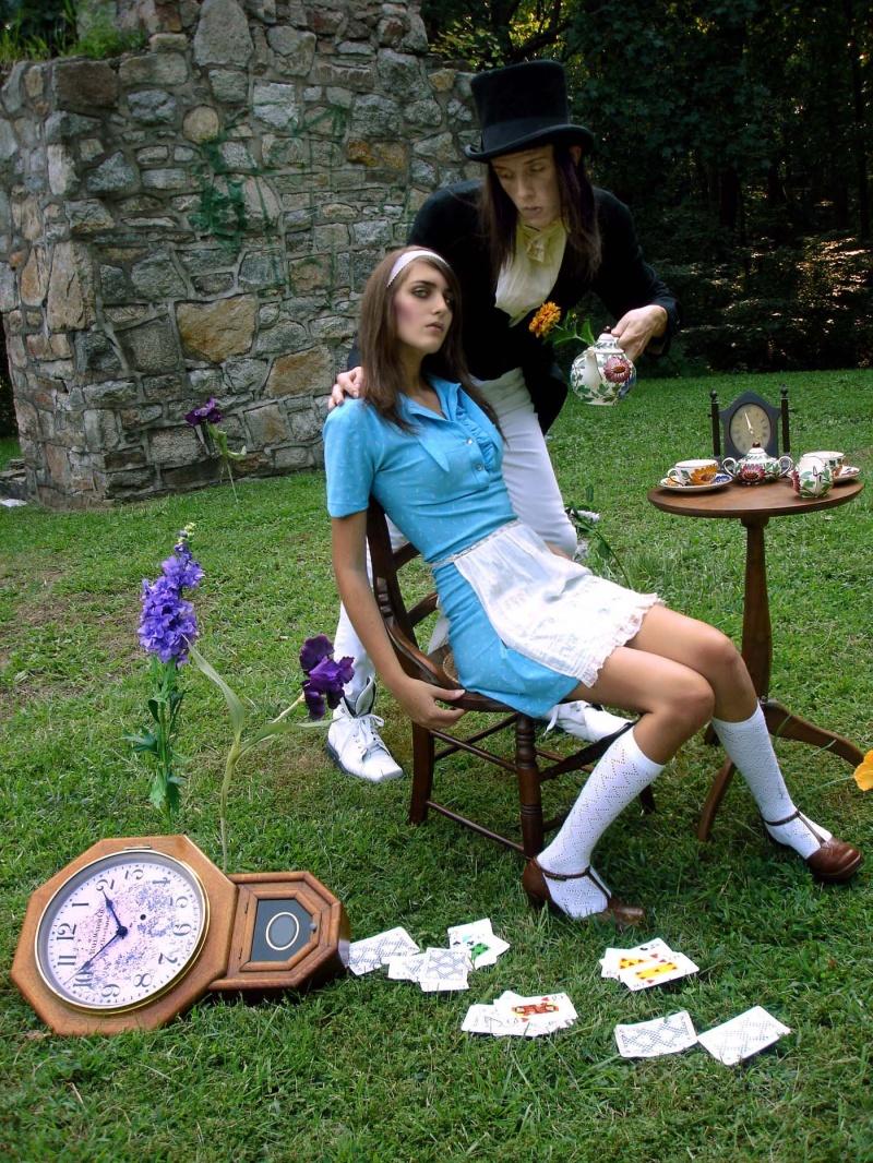 Media, pa  Mar 07, 2007 Sir Charles Photography  Alice In Wonderland