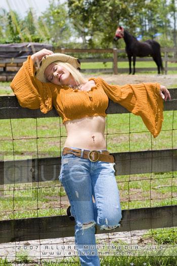 South Florida Mar 09, 2007 Allure Multimedia, LLC - Joseph Cristina Model - Audrey L