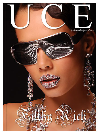 Mar 12, 2007 UCE Life Magazine Filthy Rich Cover photographed by Charlotte Kibbles
