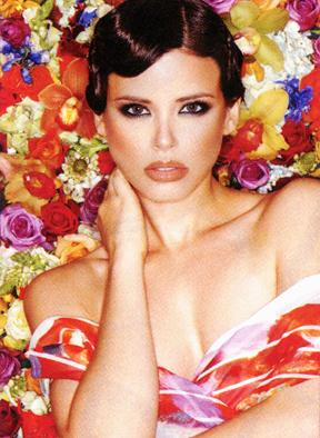 San Juan,P.R Mar 13, 2007 Leonardo Tillet Beauty shot for IMAGEN magazine