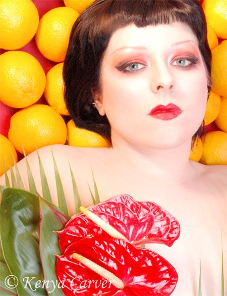 Female model photo shoot of coffin_girl by Second Sight Photo in Seattle, WA