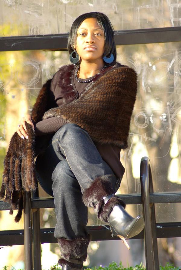 Female model photo shoot of Tamika Freeman