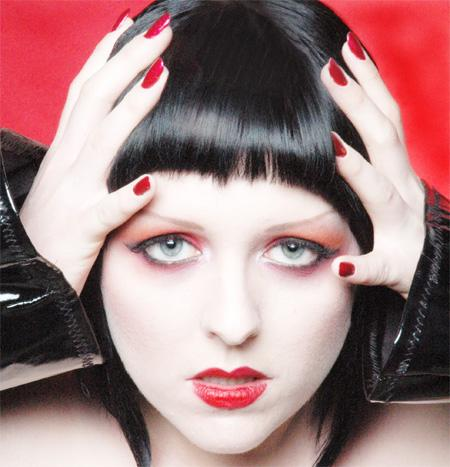 Female model photo shoot of coffin_girl in Seattle, WA