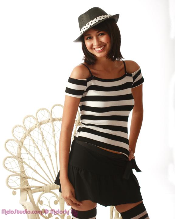Female model photo shoot of MeloStudio