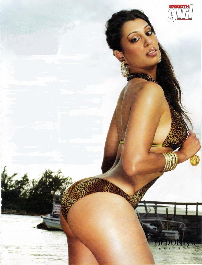 Montego Bay, Jamaica Mar 22, 2007 Smooth Girl Magazine Sandy Vasceannie Smooth Girl Debut