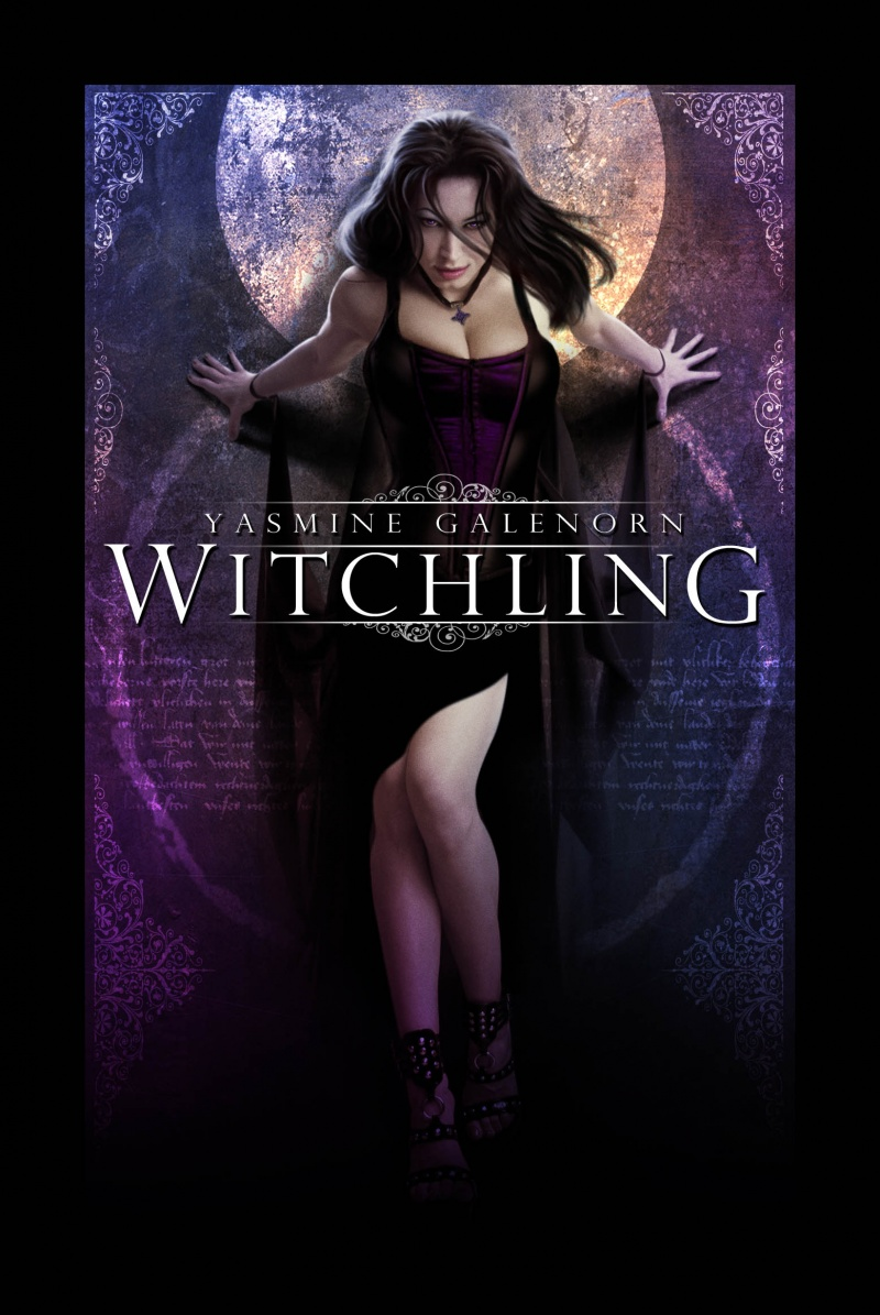 Mar 22, 2007 Tony Mauro Witchling Book cover