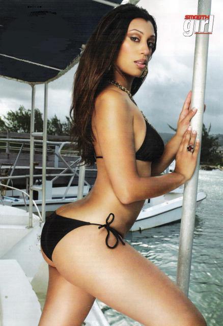 Female model photo shoot of Ladie Jae in Montego Bay, Jamaica