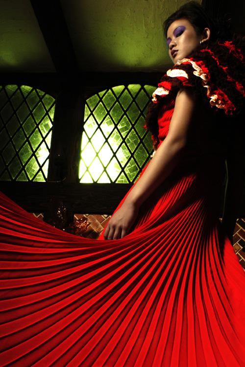 Singapore Mar 23, 2007 Yian Huang/ Luke Elijah Red Ghost