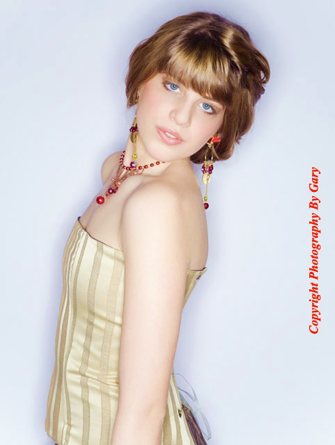 Female model photo shoot of Dianka by Photography By Gary in Toronto, makeup by May Nguyen