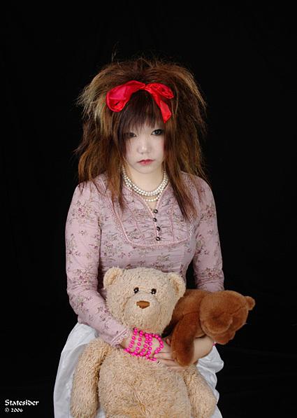 Mar 28, 2007 SonnyShock,Statesider Teddybear Doll