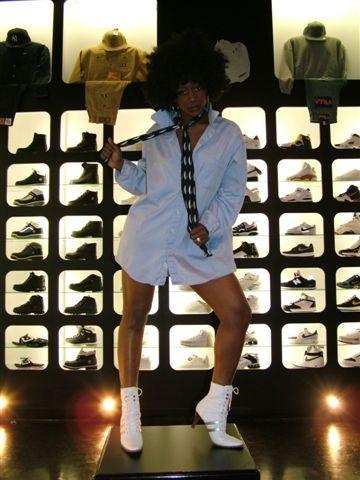Female model photo shoot of Divine Essence in SneakerVilla