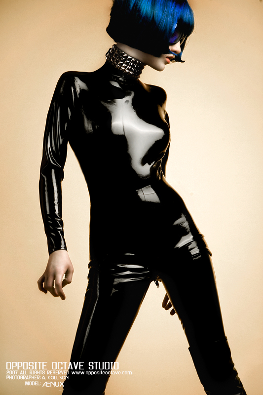 Apr 07, 2007 Opposite Octave My new polymorphe catsuit!! <3
