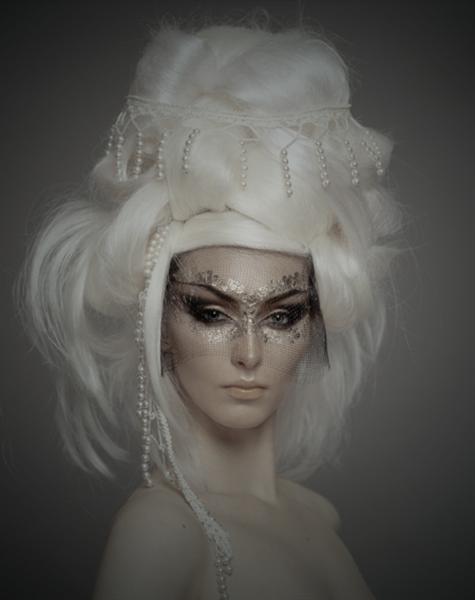 Apr 10, 2007 hyperion/.hyperionphotography.com Model : Koneko Hair:Robert Masciav