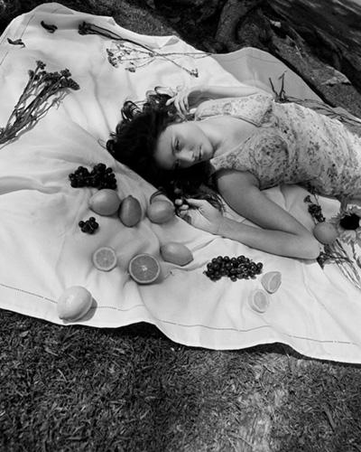 Female model photo shoot of Rebecca Peloquin and a l i c i a   b e c k in Santa Monica
