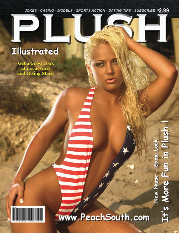 Apr 12, 2007 Plush Illustrated Cover May 07 ~ Model, Whitney Harchanko ~ Photography, George Hoffman