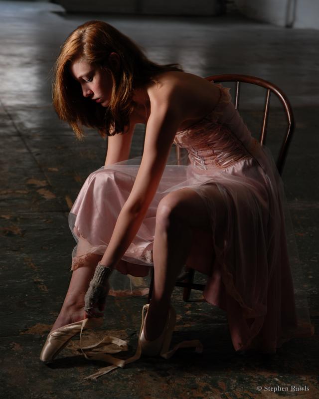 Aurora, IL Apr 12, 2007 2007, Stephen Rawls Urban Ballerina  (OMP Showcase Image, 2007)