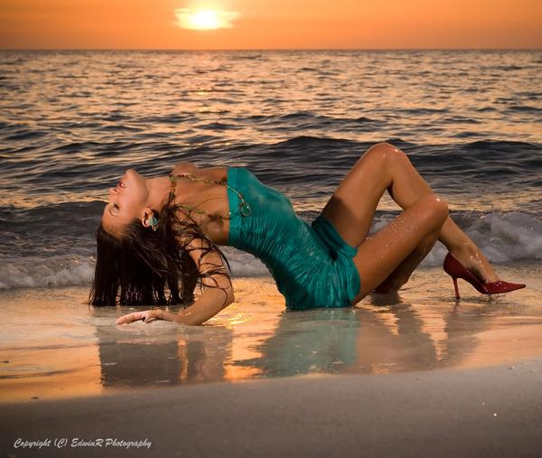 Female model photo shoot of Candice_Marie by EdwinR Photography, makeup by CC MUA