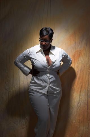 Female model photo shoot of MYOCEANWAVES by King T Studios-HDM LLC in Maryland