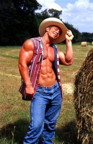Dallas Texas Apr 21, 2007 Athletic Fine Arts Ranch - Model - Mark Dalton