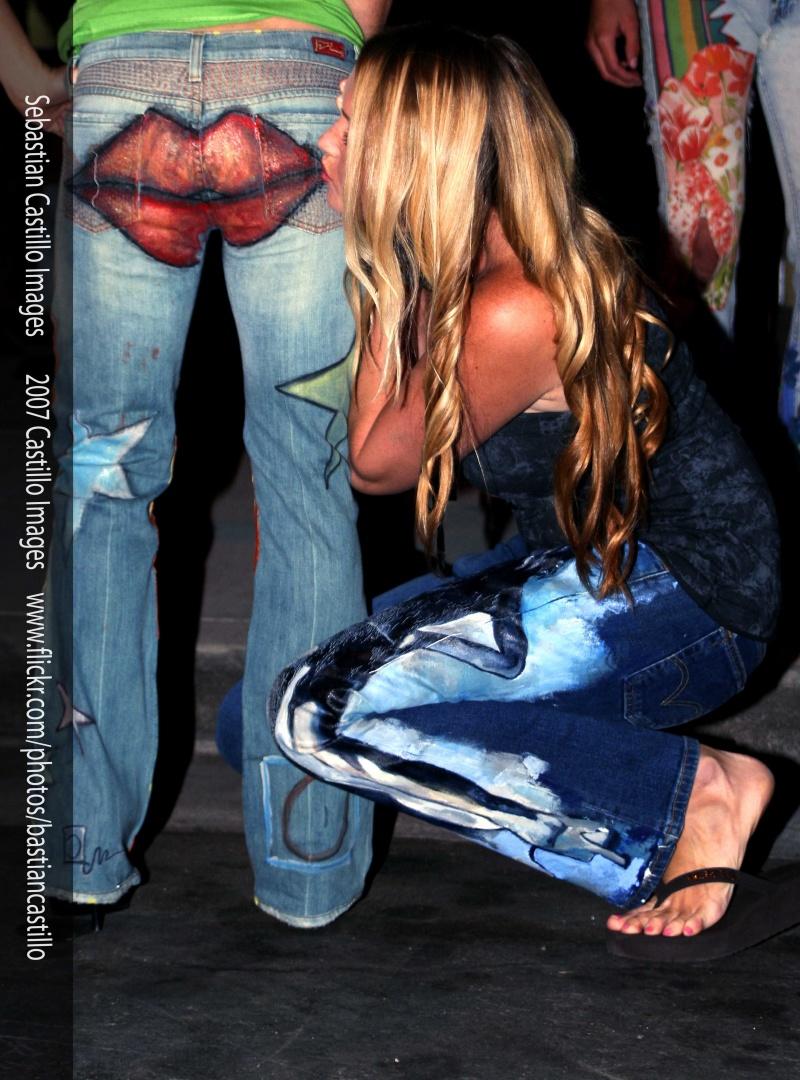 Ray Street, San Diego Apr 21, 2007 Sebastian Castillo Kiss