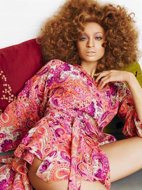 ny, ny Apr 25, 2007 April 07 Nic from Americas Next Top Model, Photographer: Keith Major