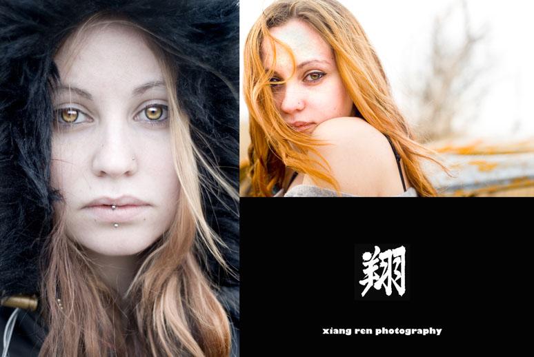 Apr 25, 2007 copyright by Xiang Ren Model Josephine