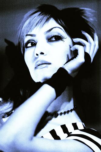 Female model photo shoot of Tara Farah by Bill Cowen Photography