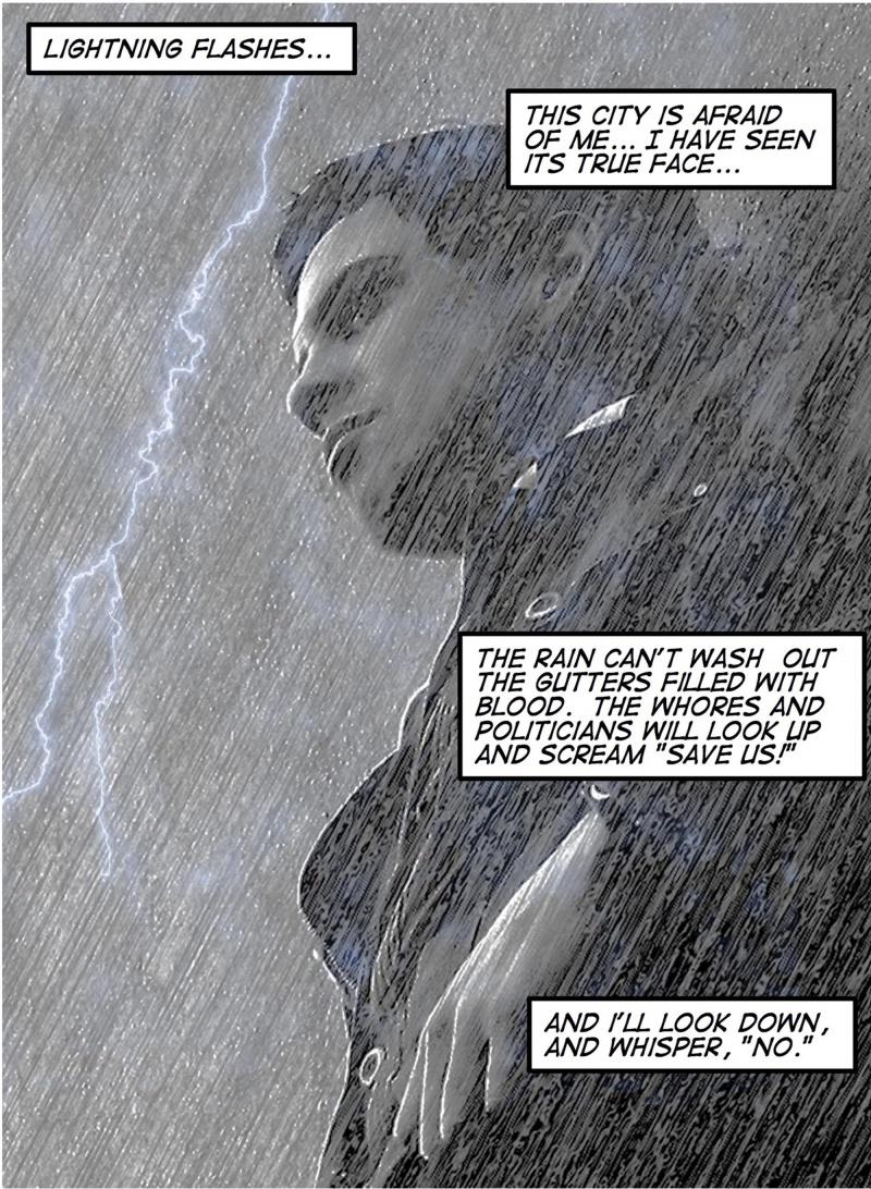 Ray Street, San Diego Apr 28, 2007 Sebastian Castillo Lightning Flashes Part Deux
