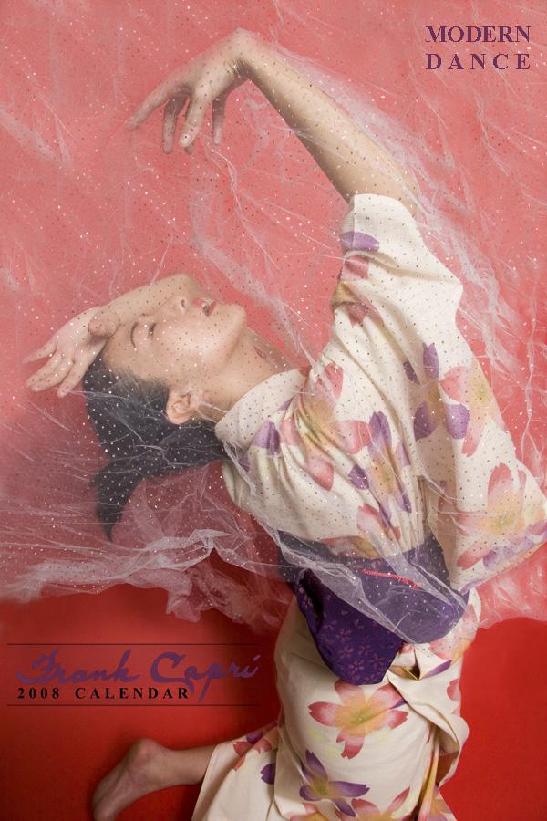 NY Apr 29, 2007 Frank Capri Modern Dance calendar