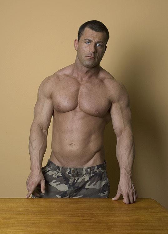 Male model photo shoot of paul roney