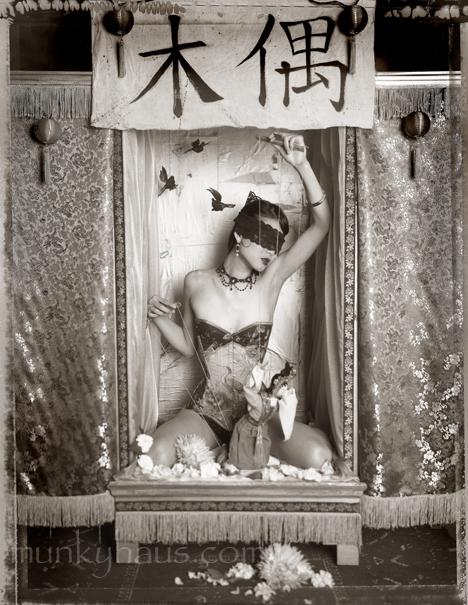 Munky Haus May 02, 2007 Brad Miller, 2007 chinese opera puppet