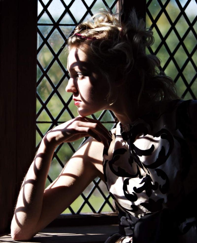 At the window May 03, 2007 Zoe Richards Megan