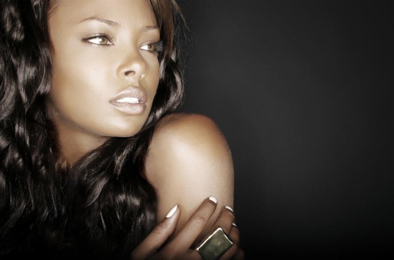 Baltimore MD May 03, 2007 Heather Drake Eva Pigford Americas Next Top Model Winner
