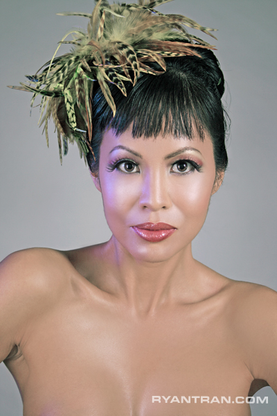 Female model photo shoot of Erika Lee by Ryan Tran in San Francisco Bay Area