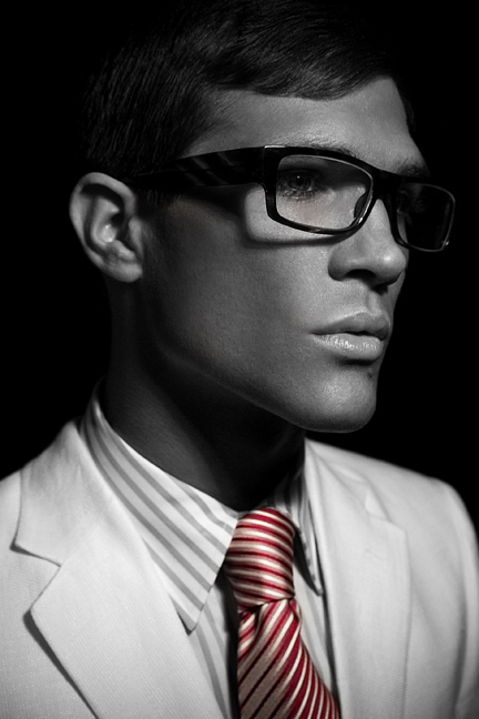 Male model photo shoot of JacquesRoque by Jerris Madison