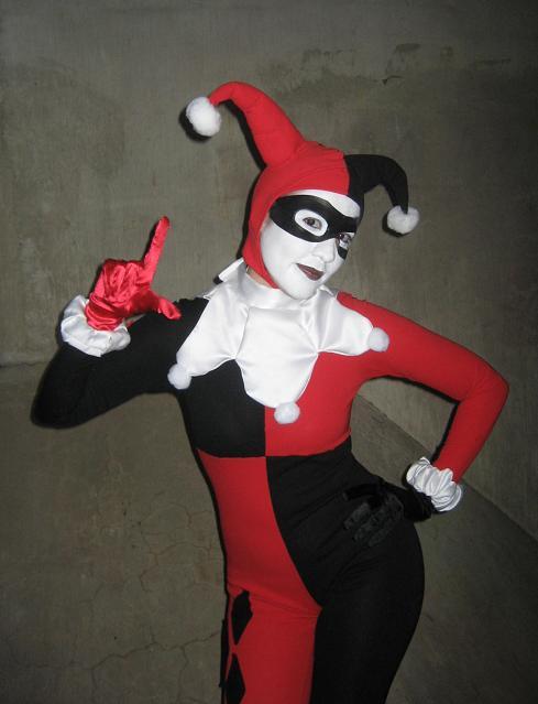 Icon 2007 Stonybrook May 07, 2007 Photo and Costume made by Lilith Oya / MUA: Me Bang! Harley Quinn