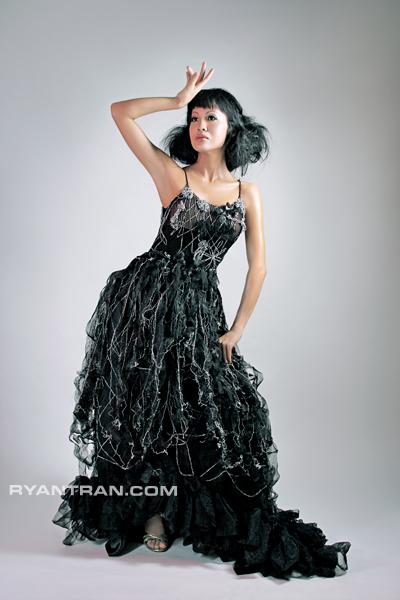 Female model photo shoot of Erika Lee by Ryan Tran