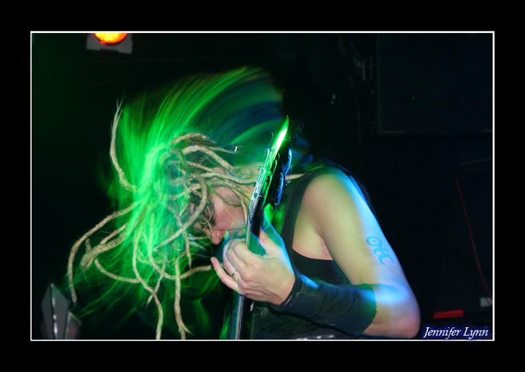 May 08, 2007 Jennifer Lynn - Phoenix Imagry Guitarist from Godhead