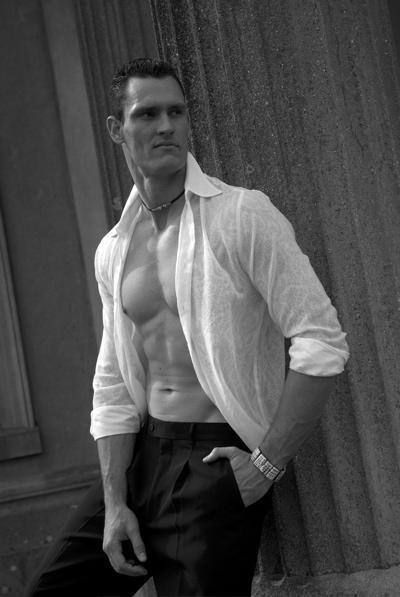 Male model photo shoot of BODYTORQUE in london